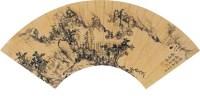 程嘉燧(1565~1643)深山訪道圖 - 程嘉燧 - 中国书画古代作品专场(明代及明以前) - 2007年秋季艺术品拍卖会 -收藏网