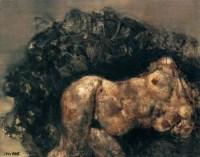 周春芽   石头系列 - 8738 - 中国当代艺术(二) - 2007春季拍卖会 -收藏网