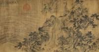 丹凤朝阳图 镜心 设色绢本 -  - 中国书画专场 - 2008首届秋季大型古玩书画拍卖会 -收藏网