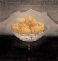 王天宇 王亚军 粒粒皆辛苦 镜心 设色纸本 -  - 当代中国书画(一) - 2006畅月(55期)拍卖会 -中国收藏网