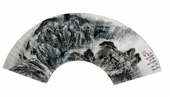 姚耕云 山水 - 141334 - 中国书画 - 浙江方圆2010秋季书画拍卖会 -收藏网