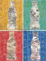 可口可乐 纸本版画 - 薛松 - 当代与唯美 中国油画雕塑 - 2008春季大型艺术品拍卖会 -收藏网