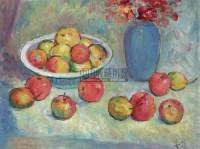 林间路人 布面 油画 -  - 18-19世纪欧洲古典油画 - 鹏盛金辉中外油画专场 -收藏网