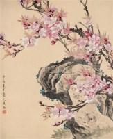 花卉 镜心 设色纸本 - 龚文桢 - 中国书画(二) - 2006年秋季拍卖会 -收藏网