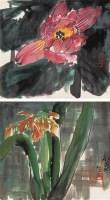 杨延文 1989年作 君子之风 镜心 设色纸本 - 杨延文 - 中国书画(二) - 2006秋季大型艺术品拍卖会 -中国收藏网