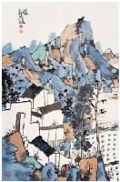 幽居图 - 林容生 - 中国书画 - 2007春季拍卖会 -收藏网