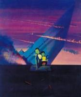 刘野    沉船 - 刘野 - 中国当代艺术(二) - 2007春季拍卖会 -收藏网
