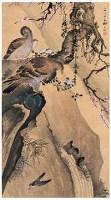 柳子谷  花鸟 立轴 - 柳子谷 - 中国书画(二) - 2007秋季拍卖会 -收藏网
