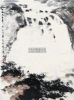 山水 镜心 设色纸本 - 116002 - 中国书画 - 2007春季中国书画拍卖会 -收藏网