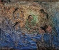 ATTRIBUTED TO HENDRA GUNAWAN Market scene -  - 现代及当代东南亚艺术 - 2007春季艺术品拍卖会 -收藏网