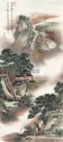 山水 立轴 纸本 - 146292 - 中国书画 - 2011中国艺术品拍卖会 -收藏网