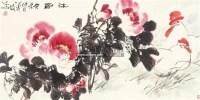 沐春 镜框 - 萧 焕 - 中国书画 - 2011年春季艺术品拍卖会 -收藏网