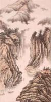 山水 - 孙日晓 - 为了灾区的孩子—当代书画家和中国收藏家协会会员义捐拍卖 - 为了灾区的孩子—当代书画家和中国收藏家协会会员义捐拍卖会 -收藏网