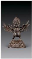 铜金翅鸟 -  - 佛像唐卡 - 2007春季艺术品拍卖会 -中国收藏网