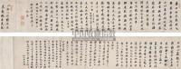 行书 手卷 水墨纸本 - 沈荃 - 中国古代书画 - 2007秋季拍卖会 -收藏网