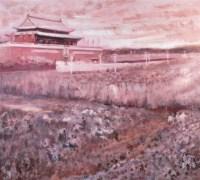 刘戈 2003年作 天安门·随想 布面 油画 - 96532 - 油画 - 2006年金秋珍品拍卖会 -收藏网