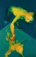 二○○五身体的图像NO.15 布面 油画 - 吴建军 - 油画雕塑 - 2006秋季艺术精品拍卖会 -收藏网