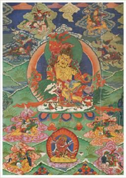 八骏财神 -  - 佛像唐卡 - 2007春季艺术品拍卖会 -收藏网