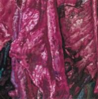蔡锦   美人蕉 - 19411 - 油画 - 2007季春第57期拍卖会 -收藏网