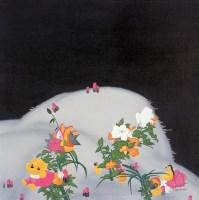 露露 布面油画 - 156557 - 中国当代艺术 - 大海航行—中国当代艺术秋季拍卖会 -中国收藏网