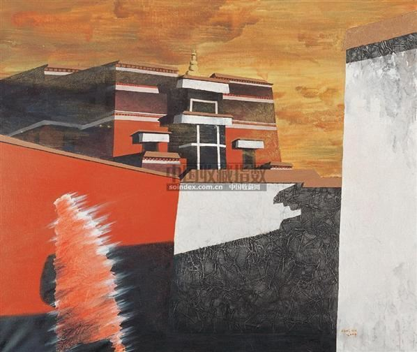 晨2004-13 - 12967 - 油画精品 - 2006春季拍卖会 -收藏网
