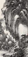 山水 立轴 水墨纸本 - 姚华 - 中国书画 - 2006艺术品拍卖会 -收藏网