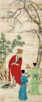 管平湖 人物 -  - 近现代画专场 - 2008年秋季大型艺术品拍卖会 -收藏网