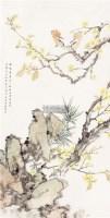 无意苦争春 软片 设色纸本 - 131704 - 中国书画(一) - 2011春季中国书画拍卖会 -中国收藏网