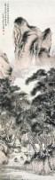 山水 立轴 设色纸本 - 140205 - 中国书画 - 2008太平洋迎春艺术品拍卖会 -收藏网
