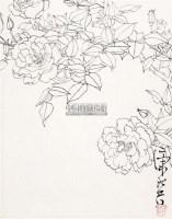 白描 镜片 - 133606 - 中国书画 - 2011年首屇艺术品拍卖会 -收藏网
