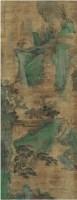 呂煥成(1630-1705)    山水 -  - 中国书画 - 四季拍卖会(二) -收藏网