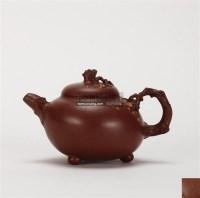 陈国良 迎春壶 -  - 中国当代高端工艺品 - 2011年春季拍卖会 -收藏网