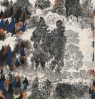 卓鹤君(1943-)山水 - 114940 - 中国书画(一) - 2007秋季艺术品拍卖会 -收藏网