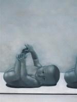 无性繁殖——运输 布面 油画 - 153283 - 名家西画 当代艺术专场 - 2008年春季拍卖会 -收藏网