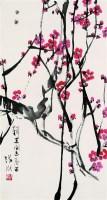 张朋梅花 - 129852 - 中国书画 - 2007秋季艺术品拍卖会 -收藏网