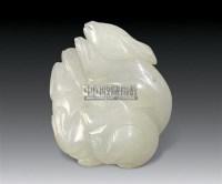 玉兔 -  - 古玩瓷杂 - 2009年春季艺术品拍卖会 -中国收藏网