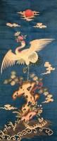 刺绣仙鹤图 -  - 中国书画 - 2007秋季艺术品拍卖会 -中国收藏网