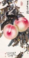 宋步云(1910-1992)多寿图 - 宋步云 - 中国书画(二)—近现代名家专场 - 2006年春季大型艺术品拍卖会 -收藏网