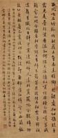 黎简 行书 - 黎简 - 中国书画 - 2007年艺术品拍卖会 -收藏网