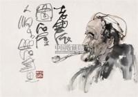 老农图 - 134298 - 中国书画二 - 2010春季大型艺术品拍卖会 -收藏网