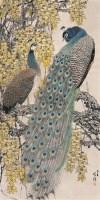 无限春情  镜心 水墨纸本 - 117202 - 中国当代书画 - 2009春季拍卖会 -收藏网