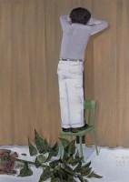 戏园子 - 向庆华 - 油画 水彩画专场 - 2008春季拍卖会 -收藏网