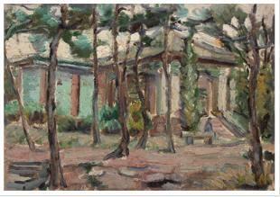 戴秉心 思古悠情 - 141111 - 中国油画和雕塑 - 2007春季拍卖会 -收藏网