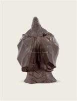 朱铭 1996年作 孔子 - 朱铭 - 中国油画雕塑 - 2006秋季拍卖会 -收藏网