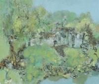 房间里 布面 油彩 - 任小林 - 中国油画及雕塑专场 - 2006年秋季拍卖会 -收藏网