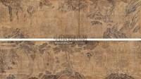 礼佛图 镜心 绢本 -  - 中国书画(十) - 嘉德四季第二十六期拍卖会 -中国收藏网