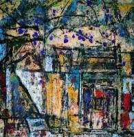 街景 纸本 油画 - 139822 - 名家西画 当代艺术专场 - 2008年春季拍卖会 -收藏网