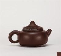 吕尧臣 尚翁壶 -  - 中国当代高端工艺品 - 2011年春季拍卖会 -收藏网