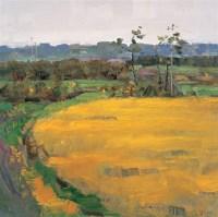 李向阳 2005年作 十月 布上油画 - 13511 - 中国西画 - 2006秋季拍卖会 -收藏网