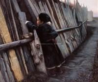 艾轩、有香客自路边经过 - 艾轩 - 中国油画专场 - 2006秋季艺术品拍卖会 -收藏网
